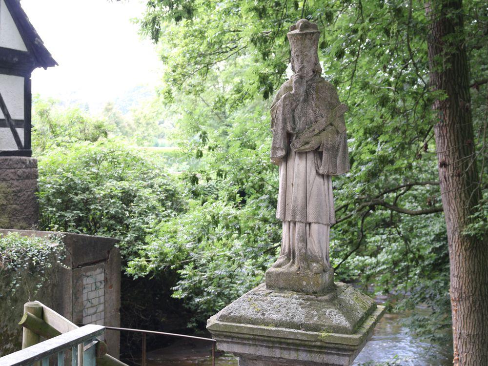 Brückenheiliger Johannes von Nepomuk