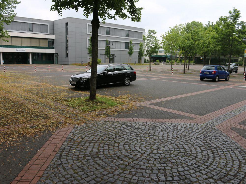 Parkplatz Kühlmannplatz