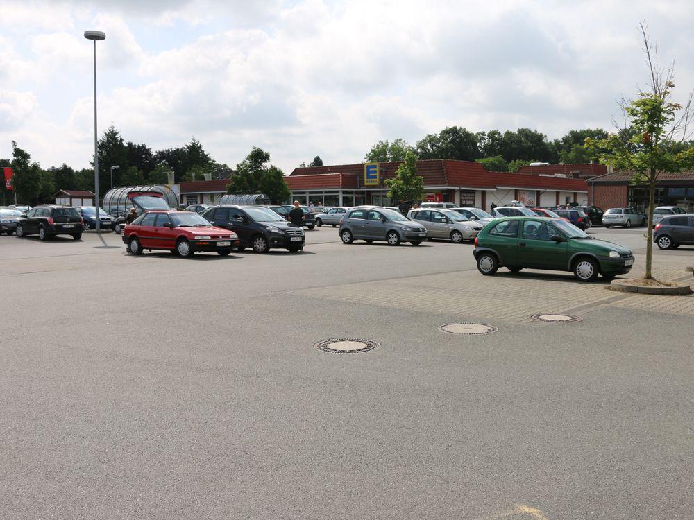 Parkplatz Österwieher Straße